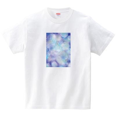 ミズクラゲ(Tシャツ・ホワイト)(あおまんぼう)