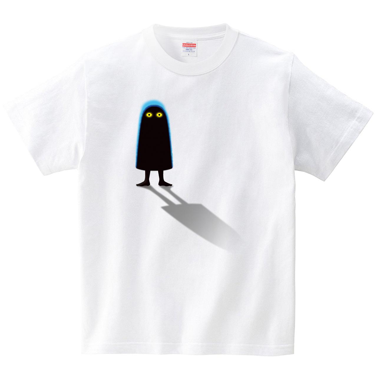 メジェド -MEDJED-(Tシャツ・ホワイト)(梅川紀美子)