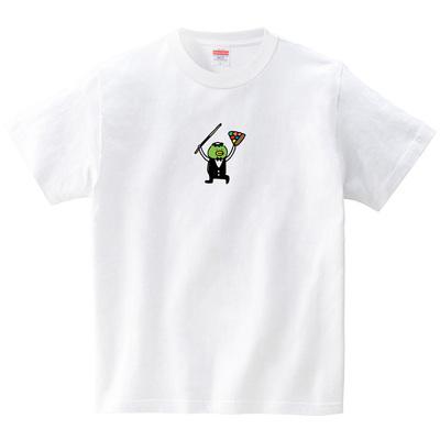 ビリヤード 正装カッパ(Tシャツ・ホワイト)(オワリ)