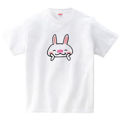 うふふ(Tシャツ・ホワイト)(STUDIO TOYA)