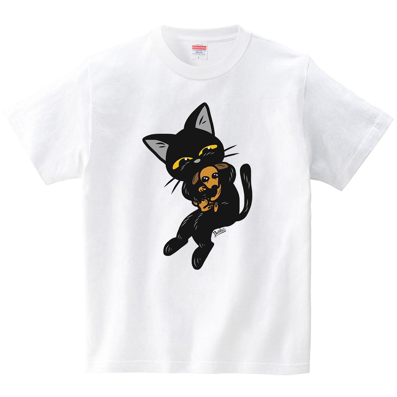 Baby dog(Tシャツ・ホワイト)(BATKEI)