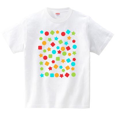 ビタミンキャンディー(Tシャツ・ホワイト)(犬田猫三郎)