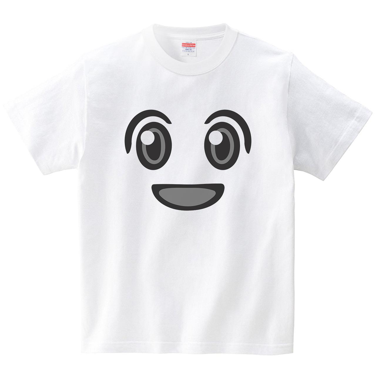 アニメ(Tシャツ・ホワイト)(犬田猫三郎)