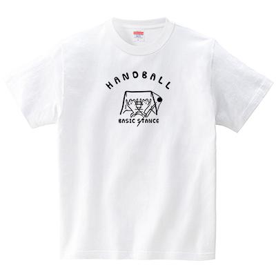 キーパーの基本動作(Tシャツ・ホワイト)(オワリ)